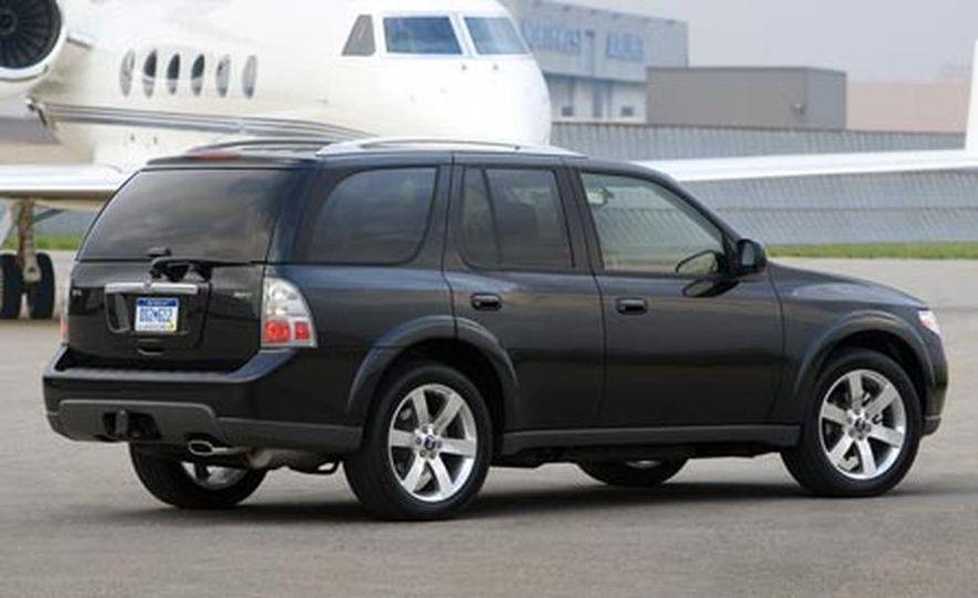 2008 Saab 9-7X Aero - Slide 9