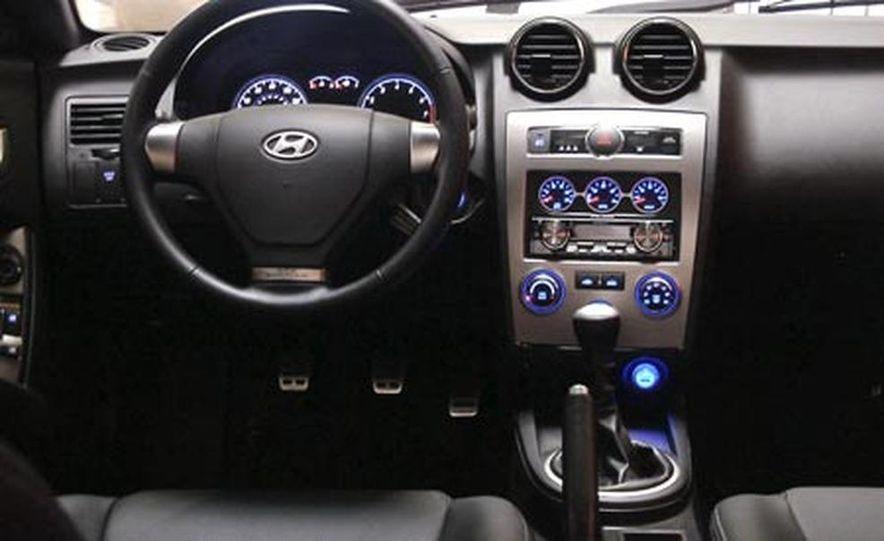 2010 Hyundai Tiburon - Slide 20