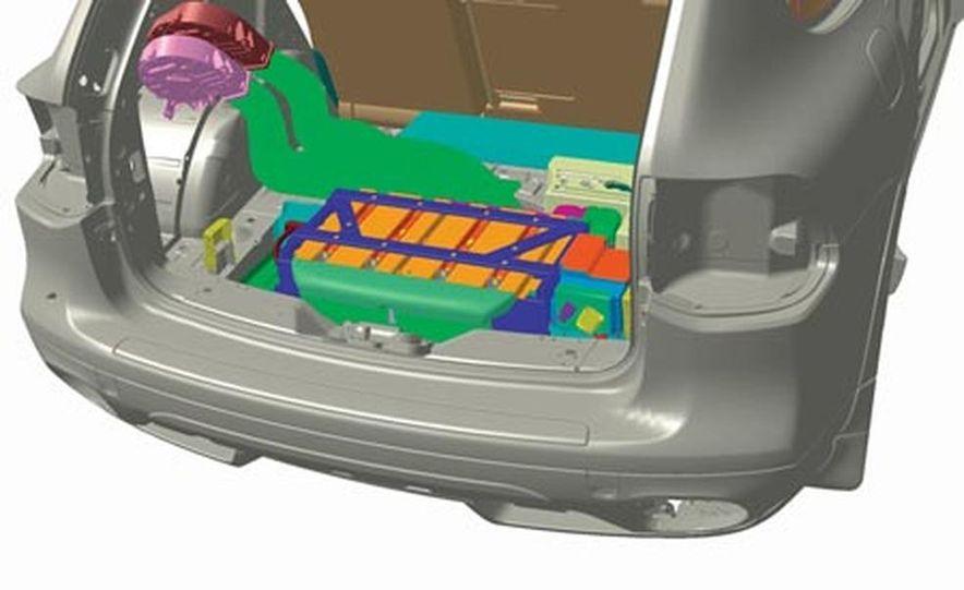 Porsche Cayenne hybrid - Slide 7