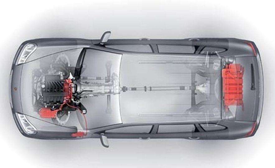 Porsche Cayenne hybrid - Slide 11