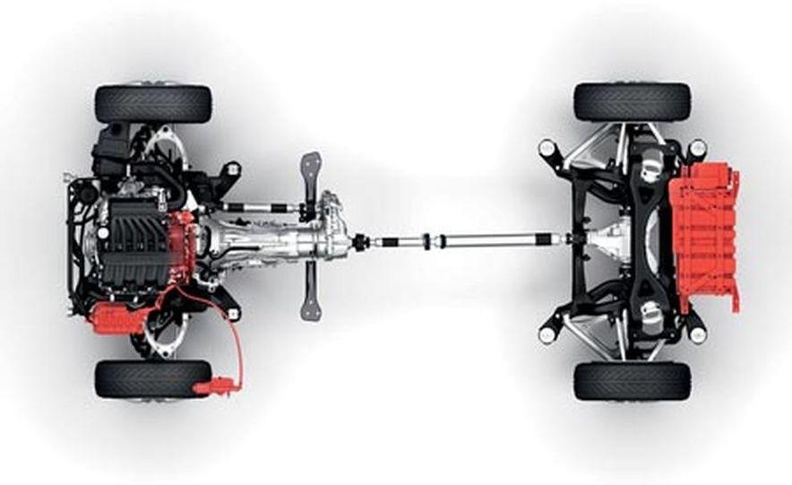 Porsche Cayenne hybrid - Slide 14