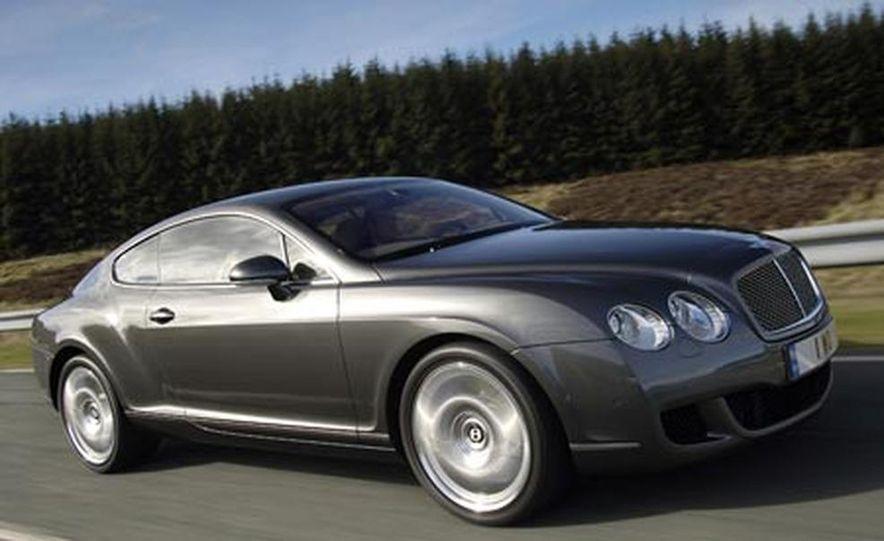 2008 Bentley Continental GT Speed - Slide 1