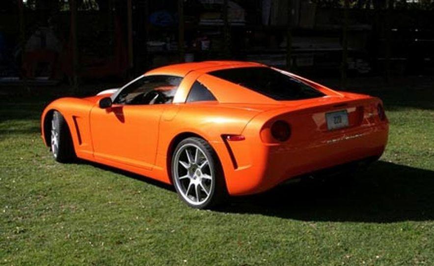 2008 Callaway C16 cabrio - Slide 8