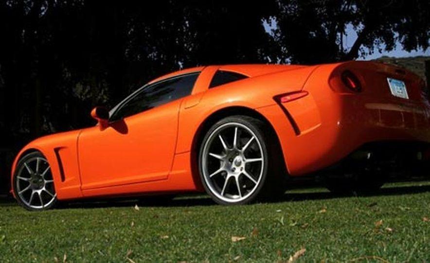 2008 Callaway C16 cabrio - Slide 9