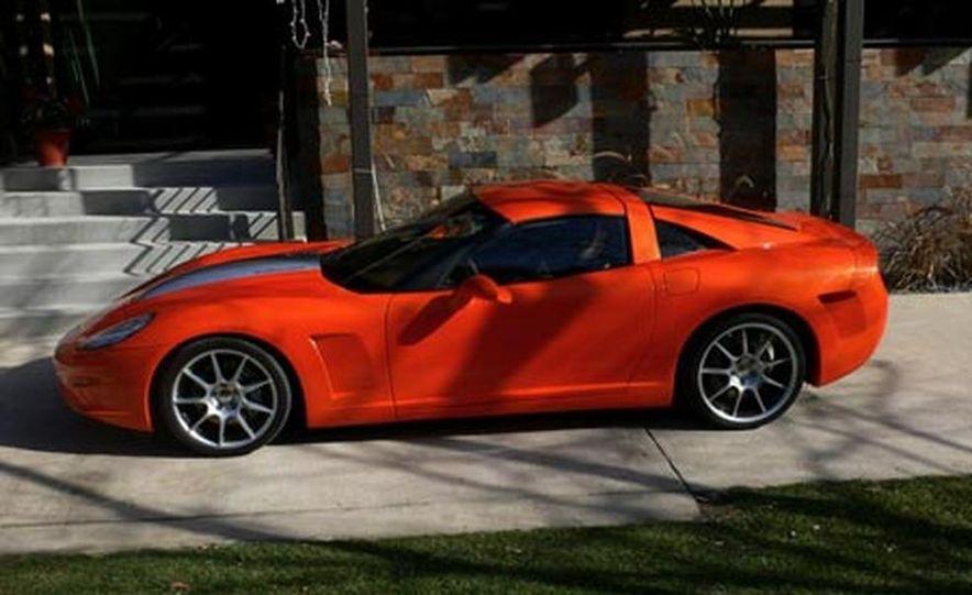 2008 Callaway C16 cabrio - Slide 11