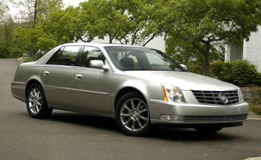 2006 Cadillac DTS - Slide 1