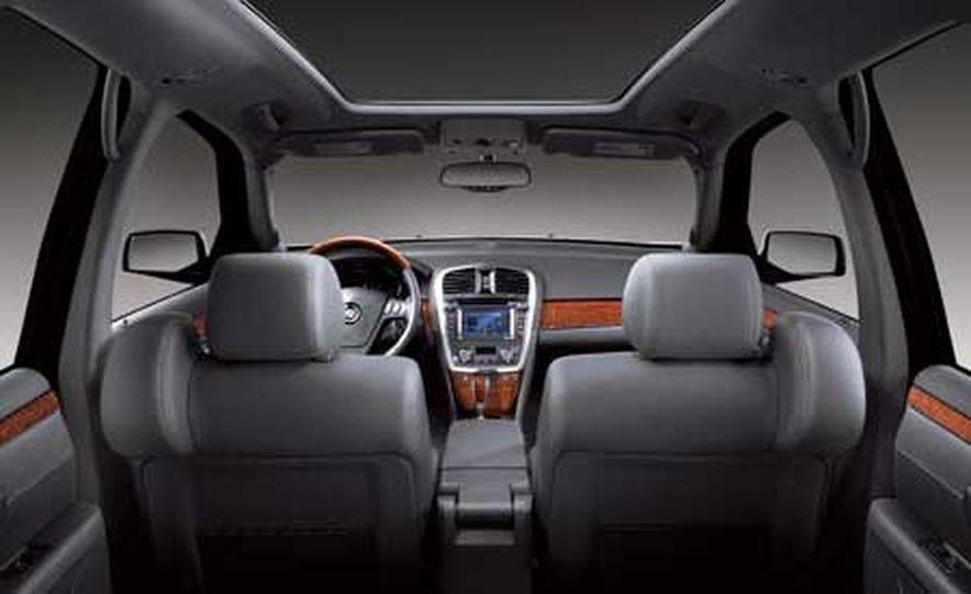 2007 Cadillac SRX - Slide 10
