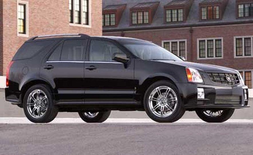 2007 Cadillac SRX - Slide 1
