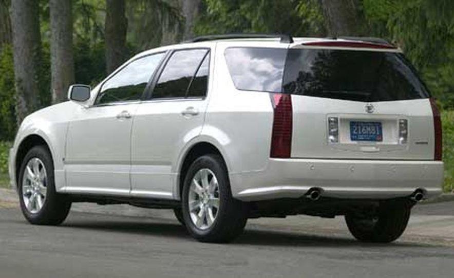 2007 Cadillac SRX - Slide 5
