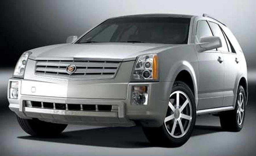 2007 Cadillac SRX - Slide 6