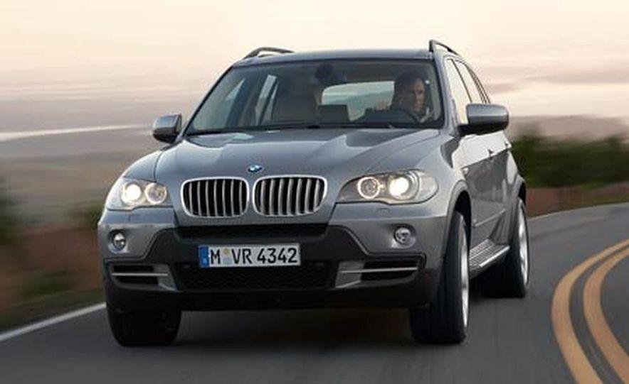 2007 BMW X5 - Slide 1