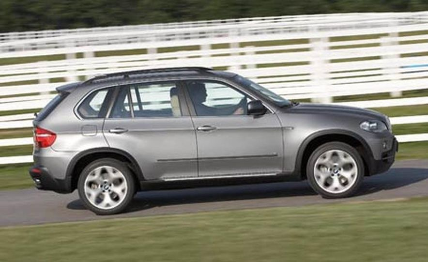 2007 BMW X5 - Slide 5