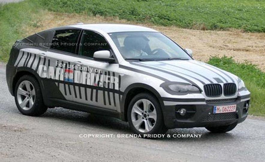 2009 BMW X6 - Slide 1