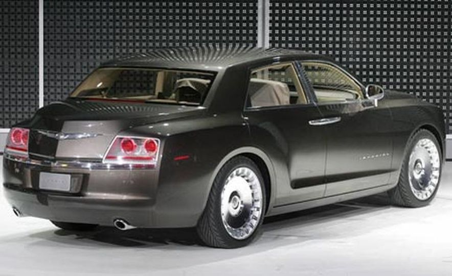 2006 Chrysler Imperial Concept - Slide 2