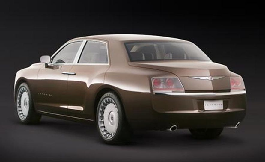 2006 Chrysler Imperial Concept - Slide 3