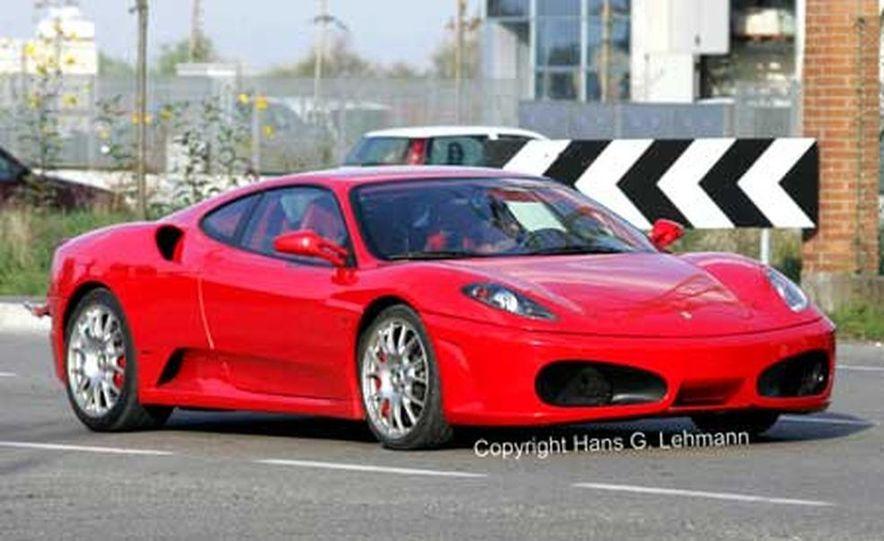 Ferrari F430 replacement - Slide 7