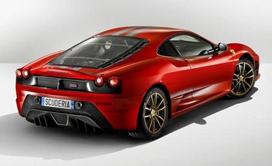 Ferrari 430 Scuderia - Slide 2