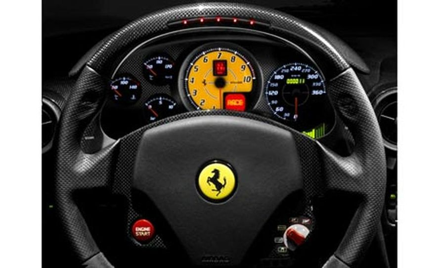 Ferrari 430 Scuderia - Slide 7