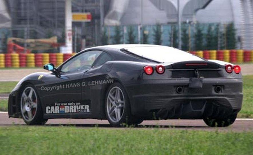 Ferrari F430 replacement - Slide 3