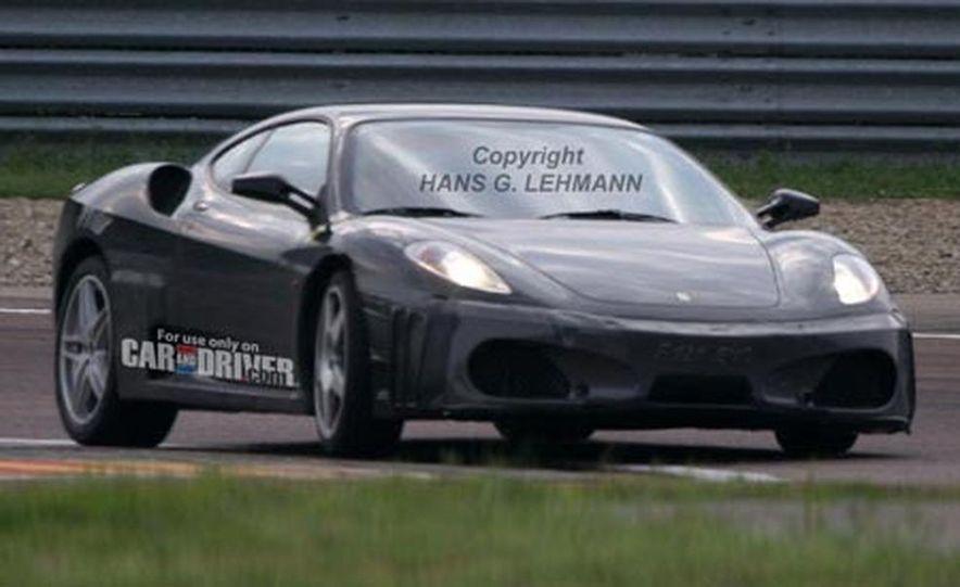 Ferrari F430 replacement - Slide 4