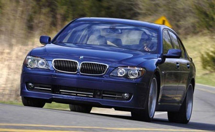 2007 BMW Alpina B7 - Slide 1