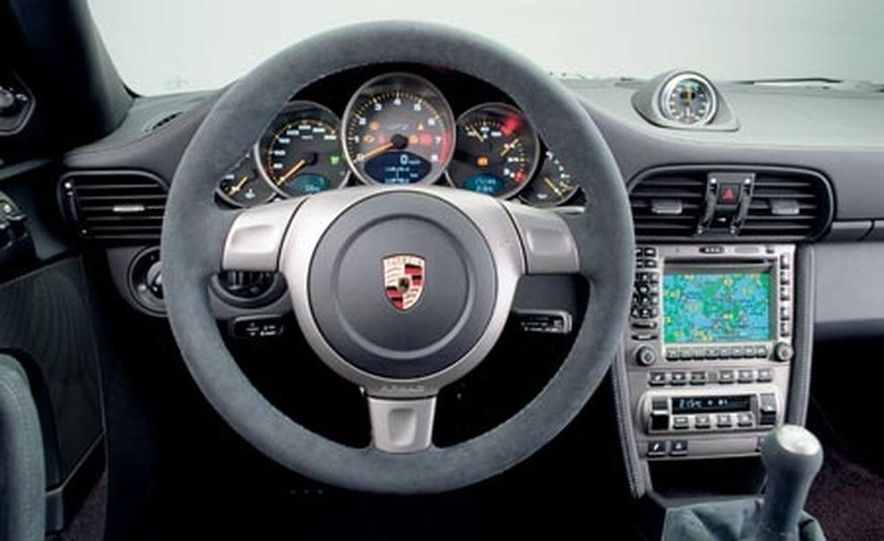 2008 Porsche 911 GT2 - Slide 9