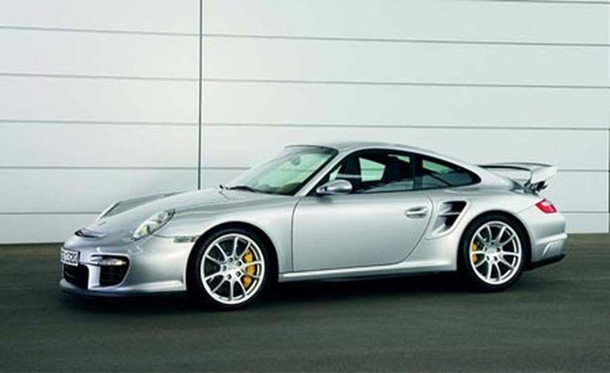 2008 Porsche 911 GT2 - Slide 1