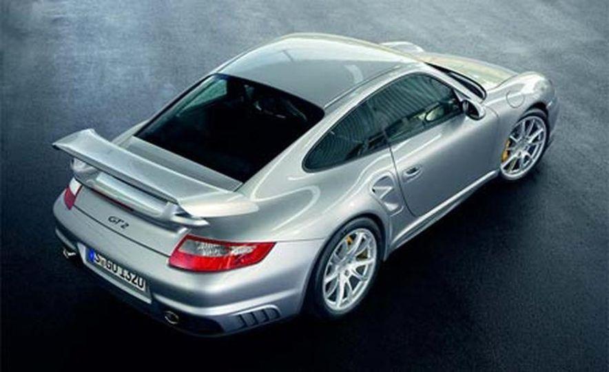 2008 Porsche 911 GT2 - Slide 2