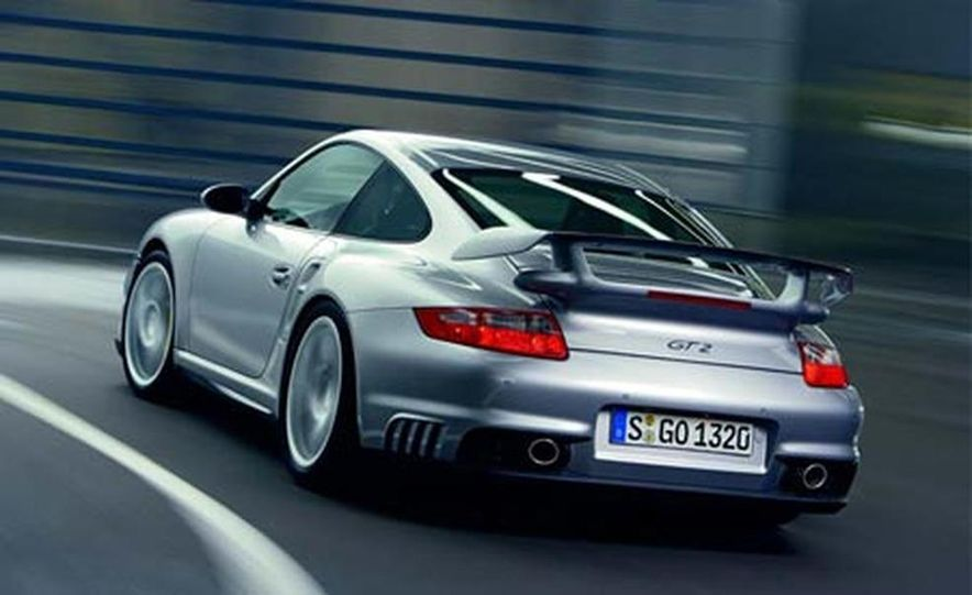 2008 Porsche 911 GT2 - Slide 3