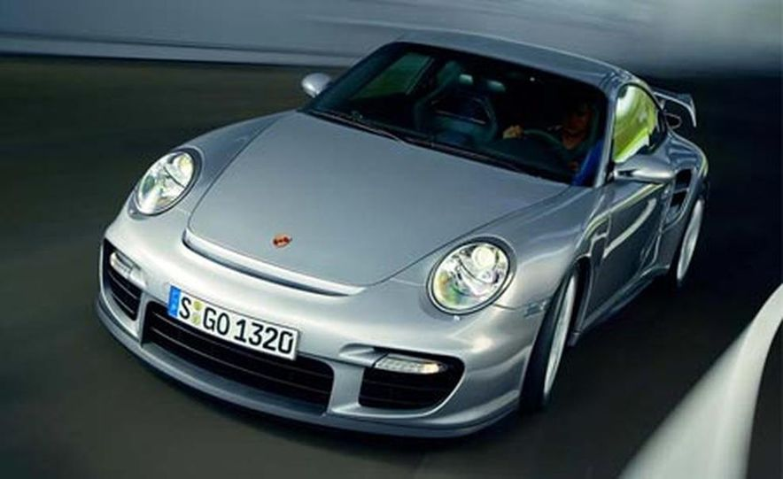 2008 Porsche 911 GT2 - Slide 4
