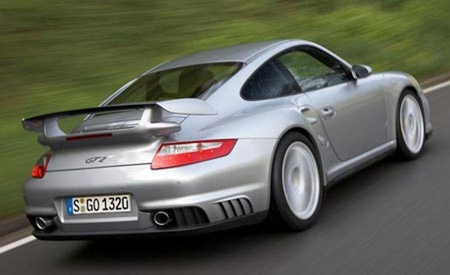 2008 Porsche 911 GT2 - Slide 6