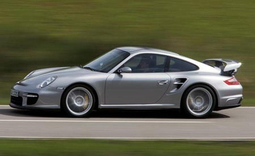 2008 Porsche 911 GT2 - Slide 7