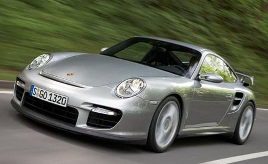 2008 Porsche 911 GT2 - Slide 8