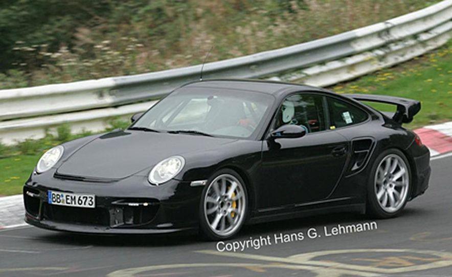 2008 Porsche 911 GT2 - Slide 10