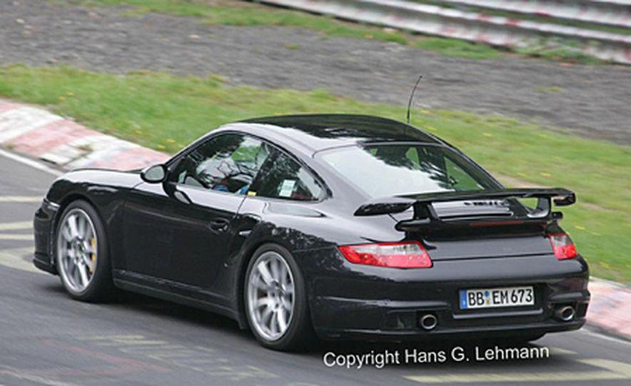 2008 Porsche 911 GT2 - Slide 11
