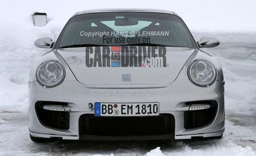 2008 Porsche 911 GT2 - Slide 12
