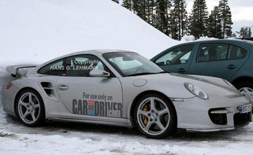 2008 Porsche 911 GT2 - Slide 14