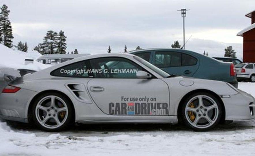 2008 Porsche 911 GT2 - Slide 15