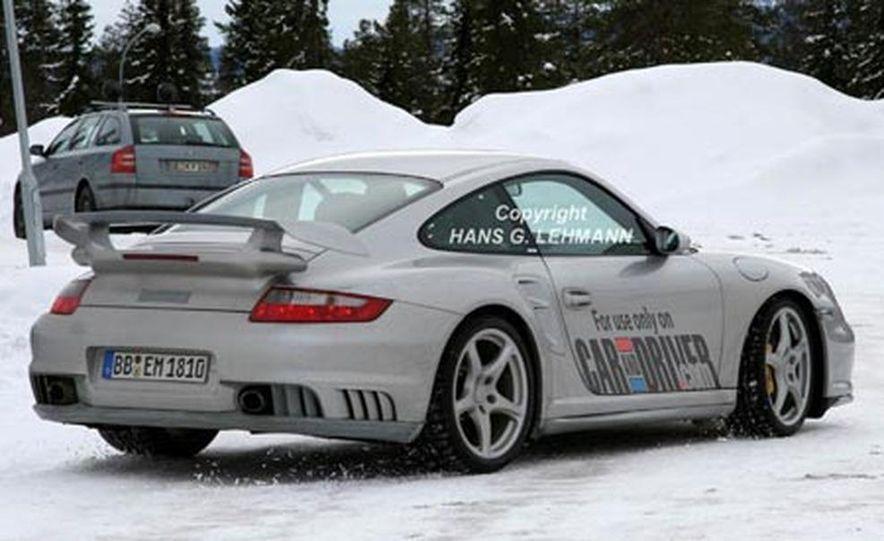 2008 Porsche 911 GT2 - Slide 16