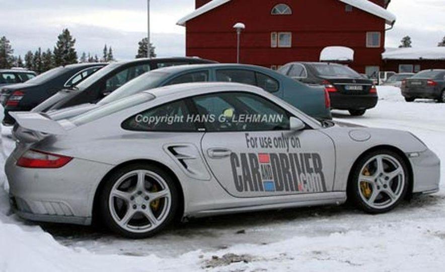2008 Porsche 911 GT2 - Slide 17