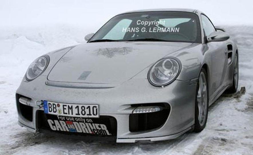 2008 Porsche 911 GT2 - Slide 18