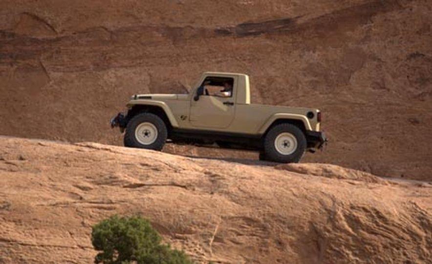 Jeep JT concept - Slide 2