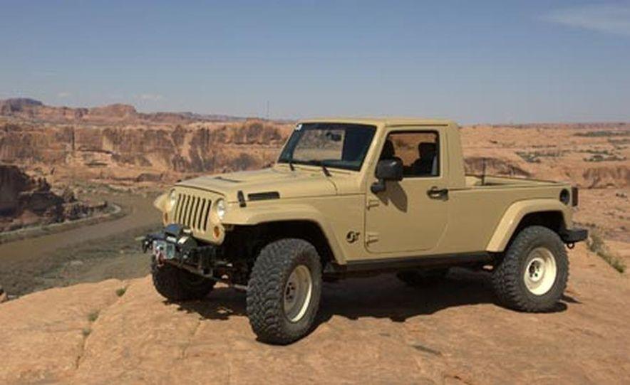 Jeep JT concept - Slide 3