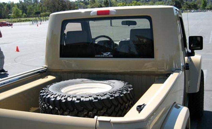 Jeep JT concept - Slide 9