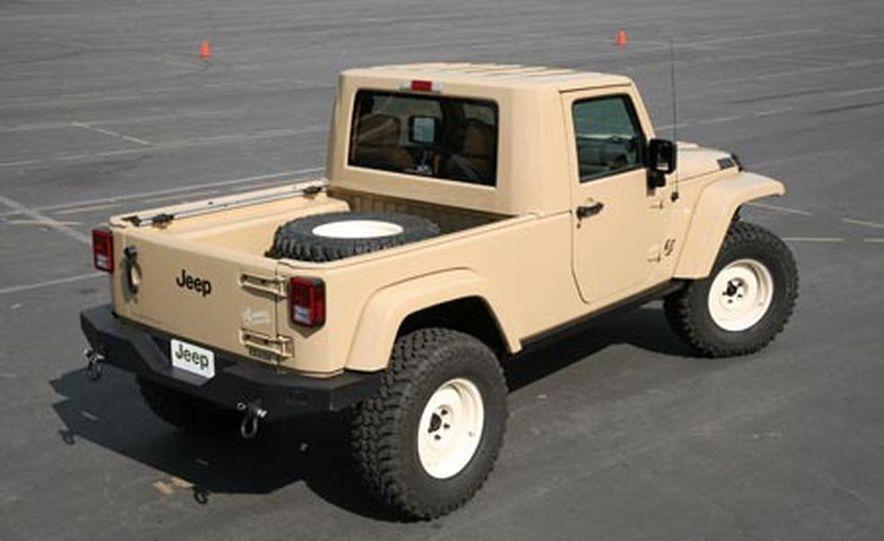 Jeep JT concept - Slide 12