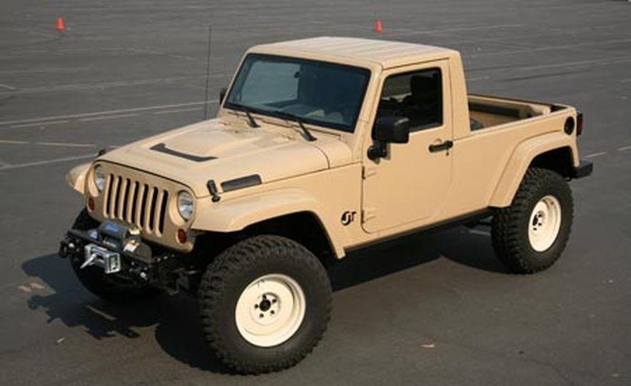 Jeep JT concept - Slide 13