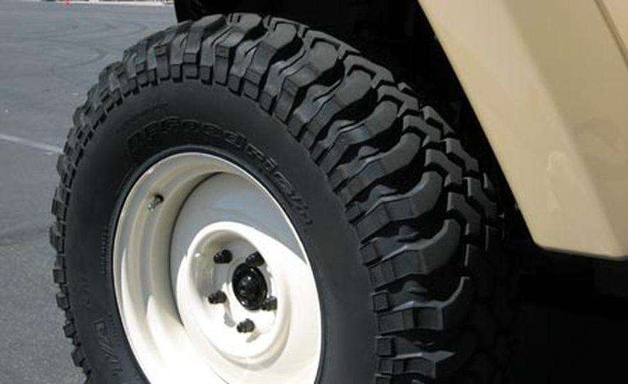 Jeep JT concept - Slide 17