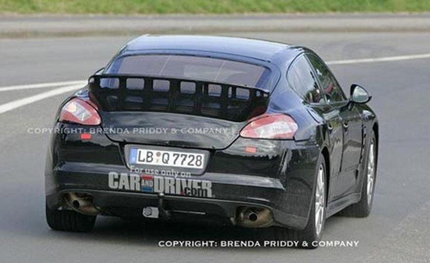 2010 Porsche Panamera - Slide 2