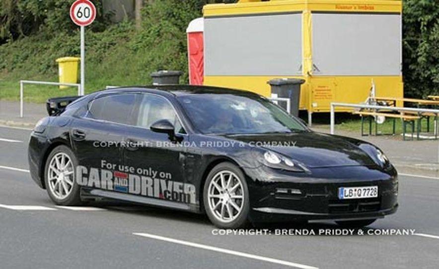2010 Porsche Panamera - Slide 3