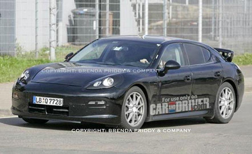 2010 Porsche Panamera - Slide 5